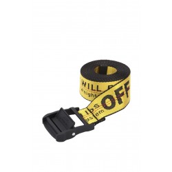 Industrial Belt Off-White